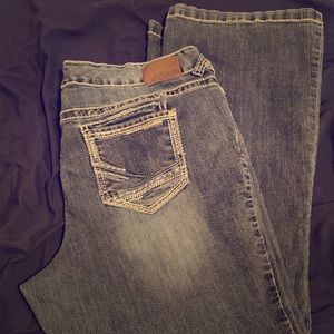 Size 20W Maurice's Jeans
